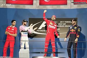 FORMULA 1 LİGİ Son dakika Bahreyn'de son şampiyon kazandı