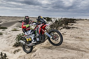 Dakar Etappeverslag Dakar 2018: Barreda pakt overwinning, Van Beveren leidt (update)