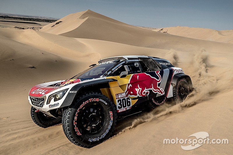 Sainz Carlos Dakar 2018