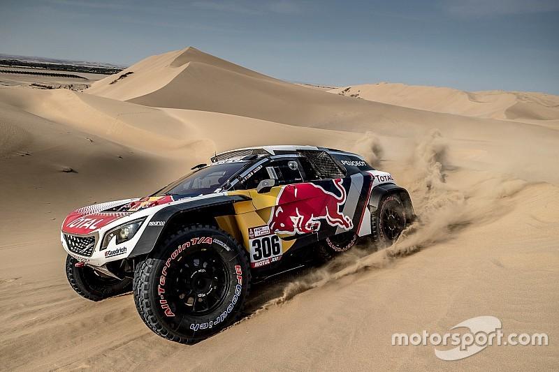Dakar 2018: Loeb wint vierde etappe, toppers in de problemen