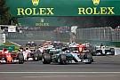 Formula 1 revela sus planes para el motor del 2021
