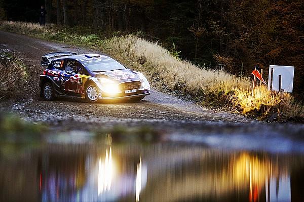 Ogier se acerca a su quinto título del WRC