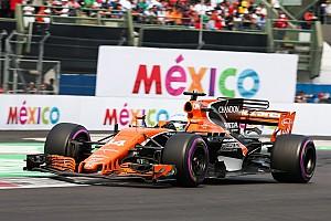Formule 1 Actualités Hondane s'attendait pas à être aussi performant à Mexico