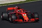 Тести Ф1 у Барселоні: у Ferrari
