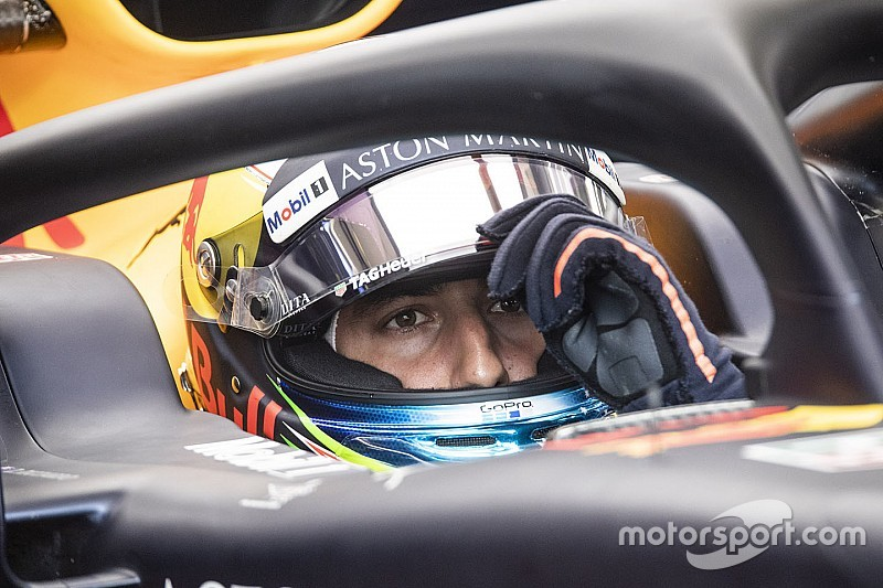 Риккардо захотелось отдохнуть от Формулы 1