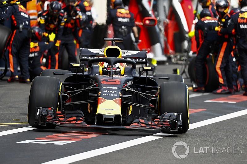 «Як розвалювався Red Bull Ріккардо» - фотогалерея Гран Прі Франції