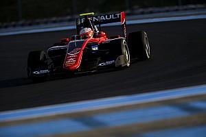GP3 Résumé d'essais Hubert et Ilott dominateurs au Paul Ricard
