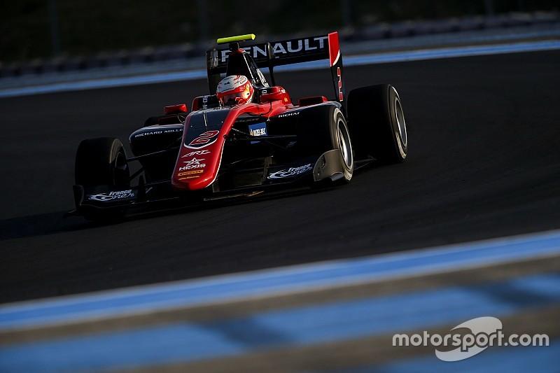 Hubert leads Ilott on second day of Paul Ricard testing