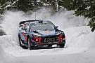 WRC WRC Rallye Schweden 2018: Thierry Neuville behauptet die Führung