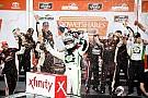 NASCAR XFINITY Reddick wins Xfinity Daytona opener after five overtime restarts