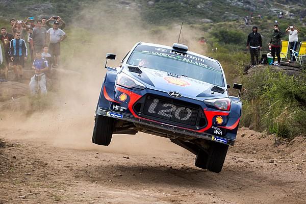 WRC Prova speciale Argentina, PS1: Neuville subito leader davanti a Tanak e Ogier