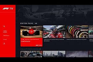 Formule 1 Actualités La liste des pays qui bénéficieront de F1 TV Pro a été dévoilée