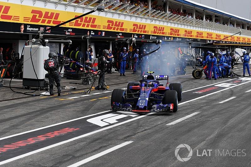 Gasly kaget dipasangi kompon basah oleh Toro Rosso