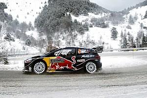 WRC Resumen de la etapa Ogier aventaja por 39 segundos a Tanak en Montecarlo