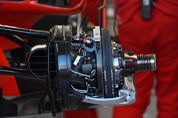 Formel 1 Fotostrecke Formel-1-Technik: Die Updates beim GP Australien in Melbourne