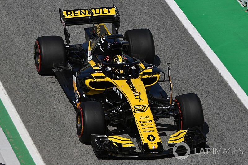 Hulkenberg: Renault thought it had fuel issue sorted