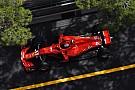 Ferrari cambió a su suspensión nueva en Mónaco