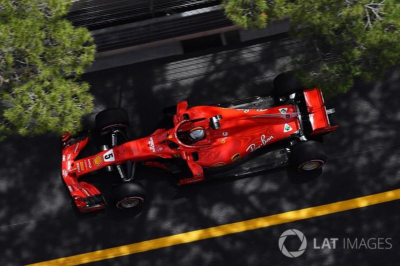 Ferrari apuesta por su nueva suspensión en Montecarlo
