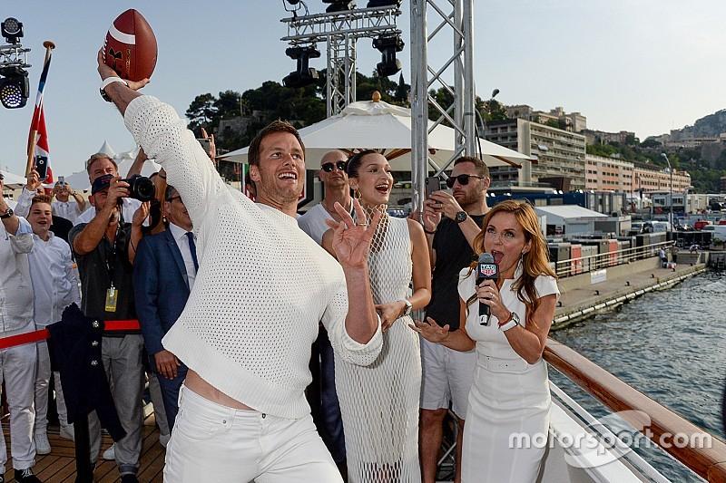 Galería: La NFL invadió Mónaco