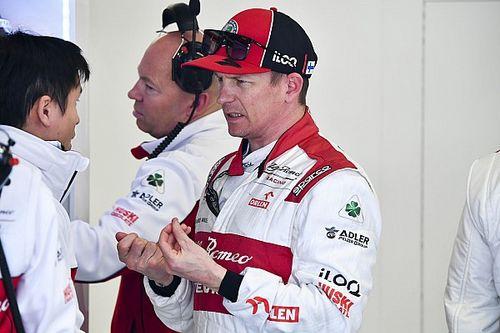 Most már hivatalos Räikkönen-arcmaszkot is vehetünk