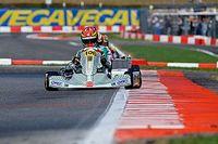 """Vidales, cuatro años en el podio del mundial de karting: """"No está tan mal"""""""