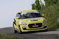 Al RallyLANA debutta la prima vettura ibrida: una Suzuki Swift R1