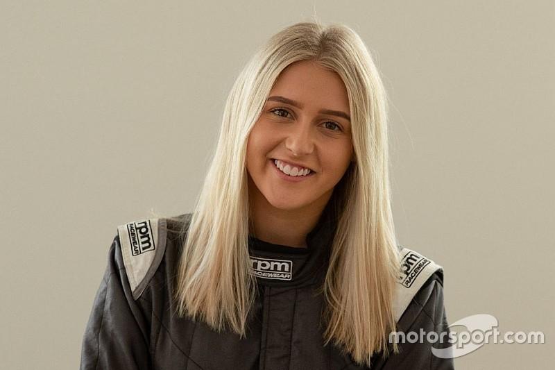 Kart star joins third-tier Supercars series