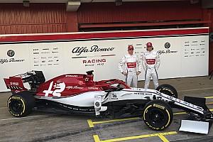 Alfa Romeo C38: Raikkonen e Giovinazzi hanno scoperto il biscione 2019