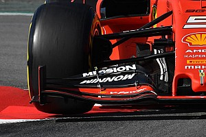 2019 Barcelona testi 1. gün: Sabah bölümünde en hızlısı Vettel!