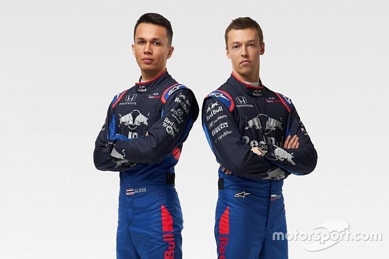 Toro Rosso desvela la vestimenta de sus pilotos antes de la presentación