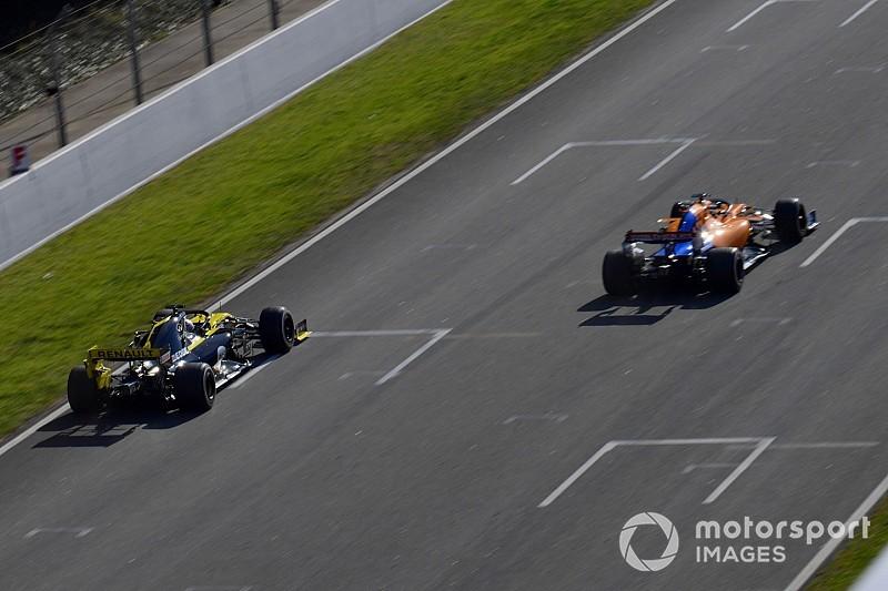 Ricciardo: Renault'nun orta grubun önüne geçtiğine dair bir işaret yok