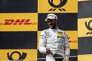 Gary Paffett, campeón del DTM 2018
