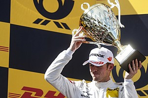 Aston Martin wijst Di Resta aan als kopman voor beoogd DTM-succes