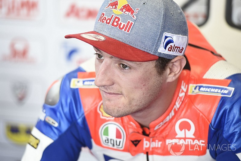 Міллер «не виправдав очікувань» через аварію на третьому колі гонки у Мізано