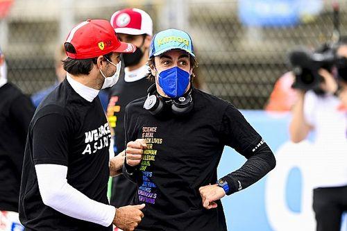 Alonso Rindu Lihat Banyak Tim Bersaing Raih Titel F1