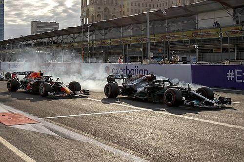 Hamilton'ın rekor serisi Bakü'de sona erdi