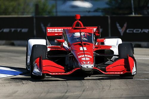 Ericsson vainqueur à Detroit après la frayeur Rosenqvist