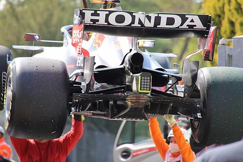 Emilia Romagna GP: Best F1 2021 technical images from Imola
