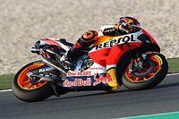 Lastige omstandigheden tijdens MotoGP-shakedown in Qatar