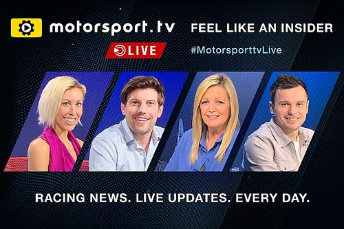 Prezenterzy Motorsport.tv Live