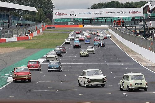 15 high-profile grids set for Silverstone Classic