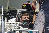 A Mercedes komolyan odatette magát Russellért