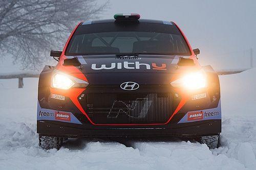 Scandola: ufficiale l'impegno in ERC con Hyundai