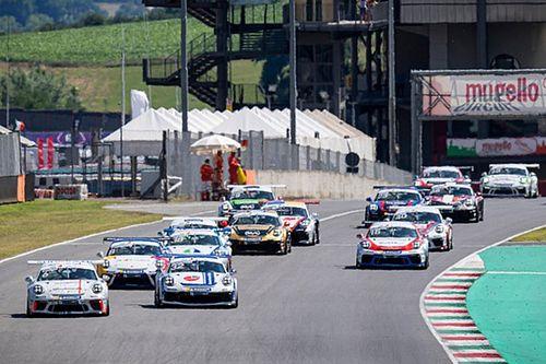 Definito il calendario della Porsche Carrera Cup Italia 2021