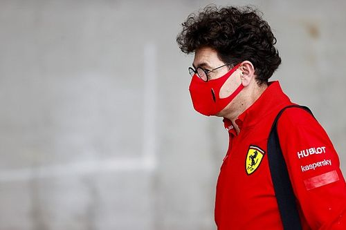 Ferrari changes allow Binotto to step back from tech role
