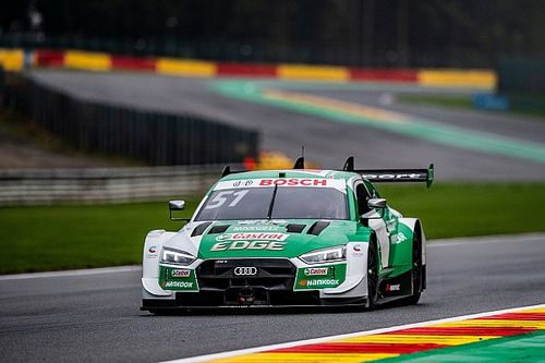 Spa DTM: Muller wins as Audi dominates season opener