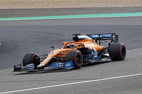 McLaren 'strongly believes' upgrade package is needed