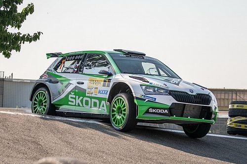 Kopecký przed WRC