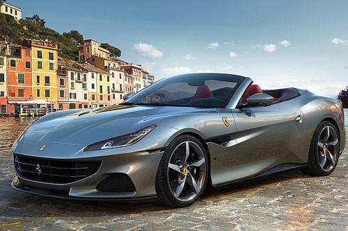 """Ferrari Portofino M, """"modificata"""" per avere il massimo a cielo aperto"""