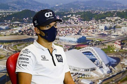Gasly: Outros pilotos foram promovidos à Red Bull com resultados piores que os meus
